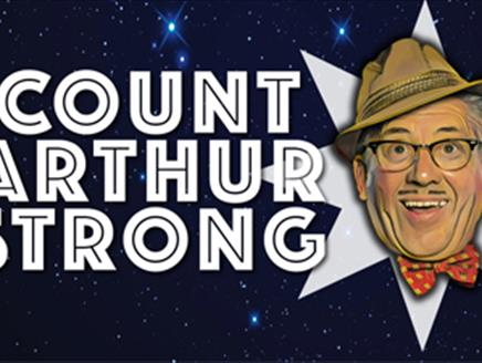 Count Arthur: Is There Anybody Out There? at NST Campus