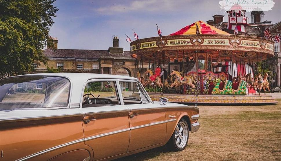 The Nostalgia Show at Stansted Park