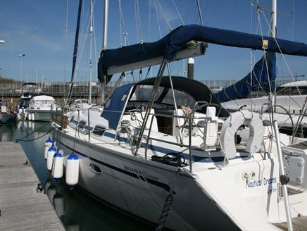42ft Bavaria Cruiser