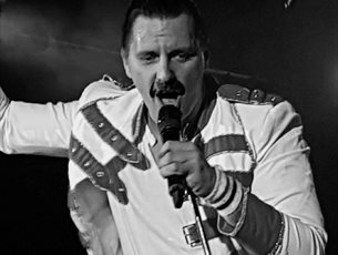 Freddie Mercury Tribute at Langstone Quays Resort