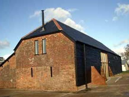 The granary barn sleeps 12-18 smaller cottages as well