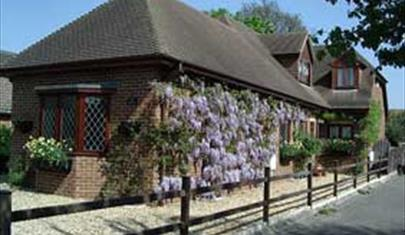 Bed and breakfast at Wisteria House, Stubbington, Fareham