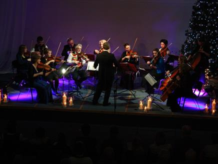 A Festive Night with The Kings Chamber Orchestra