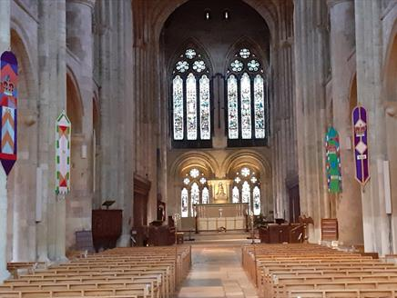 Lunchtime Recital at Romsey Abbey
