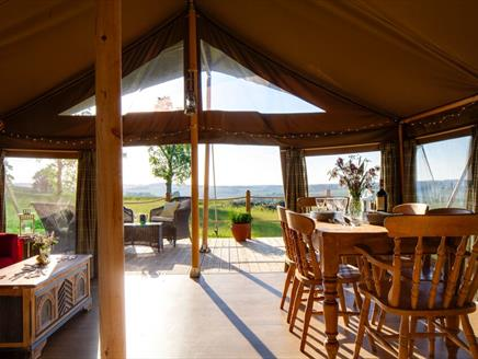 Brocklands Farm Glamping Holidays