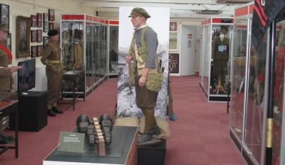 Royal Army Physical Training Corps (RAPTC) Museum