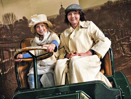 Time Travellers! Half Term Activities
