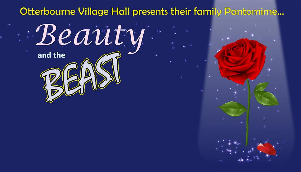 Beauty And The Beast at Otterbourne Village Hall