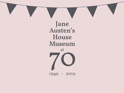 Jane Austen's House Museum's 70th Birthday Party!