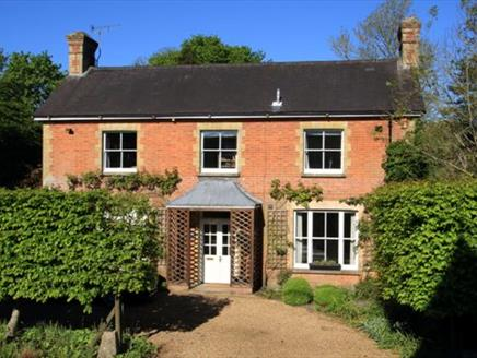 Brick House B&B Cheriton