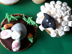 Cake Decorating Workshop at Sir Harold Hillier Gardens