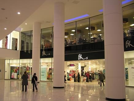 Cascades Shopping Centre, Portsmouth