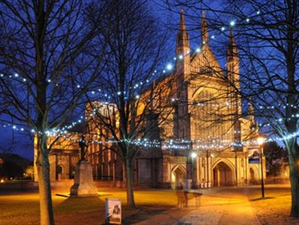 A Dickensian Christmas at Winchester Cathedral