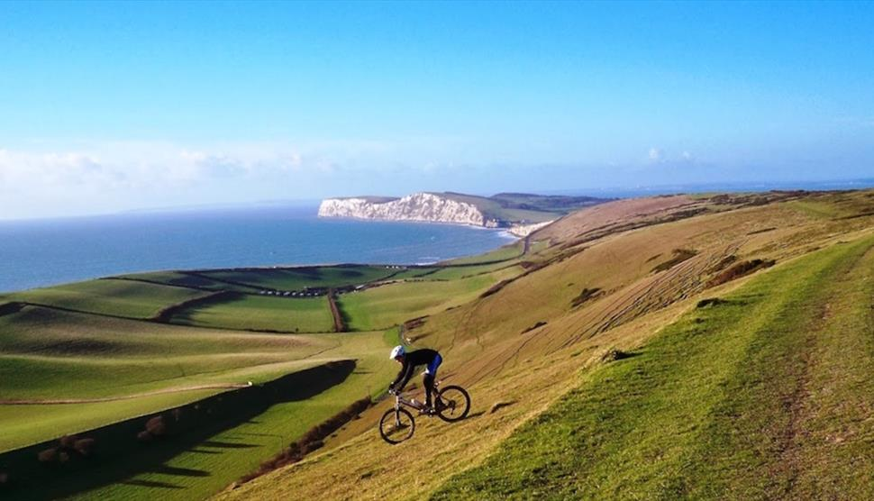 Chalk Ridge Extreme Trail Isle of Wight