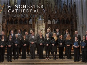 Winchester Cathedral Chamber Choir Christmas Concert