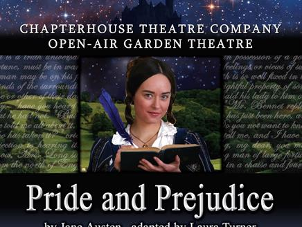 Pride and Prejudice performed by Chapter House Theatre at Basing House