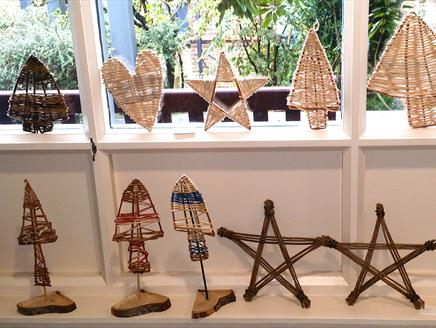 Christmas Willow Craft workshop