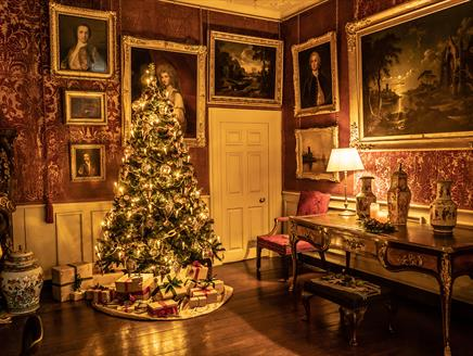 A Victorian Christmas at The Vyne