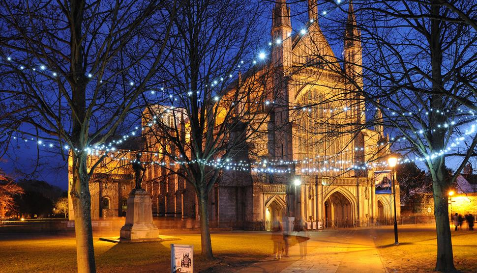 Christmas Eve Services at Winchester Cathedral