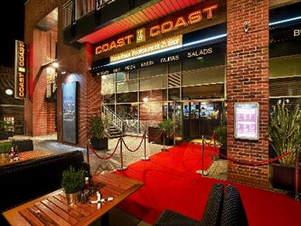Coast to Coast American Bar & Restaurant - Outside