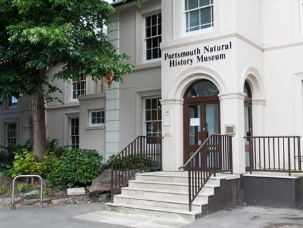 Cumberland House Natural History Museum