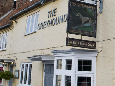 The Greyhound, Stockbridge