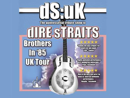DS:UK Tribute to Dire Straits at the Plaza Theatre