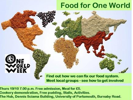 Food for One World