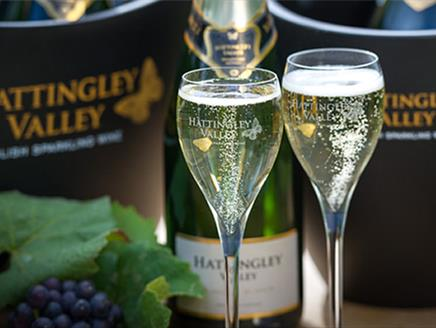 Festive Winery Tour & Tasting at Hattingley Valley Wines