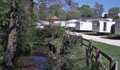 Glen Orchard Holiday Park, New Forest