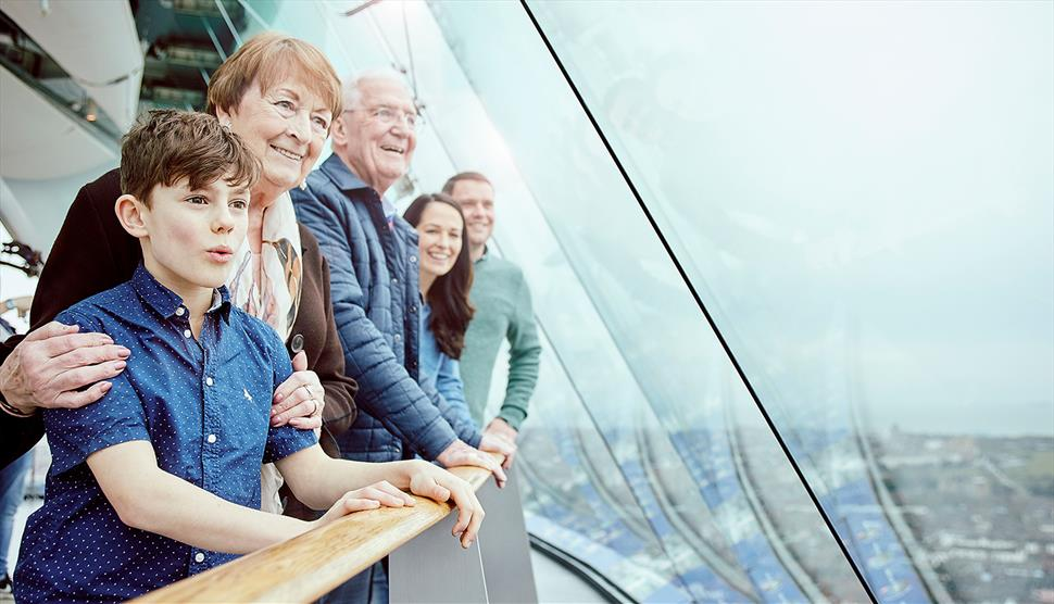 Stories From The City at Emirates Spinnaker Tower
