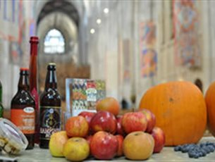 Hampshire Harvest Festival Weekend at Winchester Cathedral