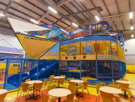 Horizon Oceans of Play at Havant Leisure Centre