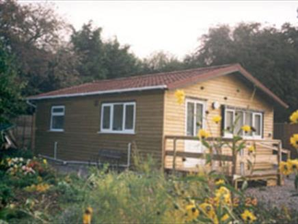 Hensting Valley Chalet exterior