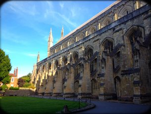 Close Encounters at Winchester Cathedral for Heritage Open Days