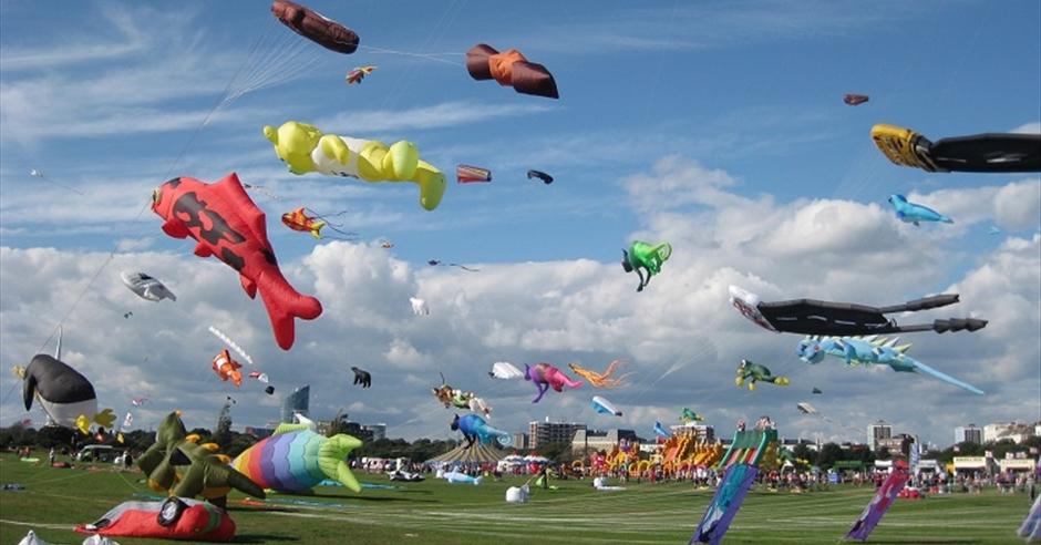 Portsmouth International Kite Festival 2019 Visit Hampshire