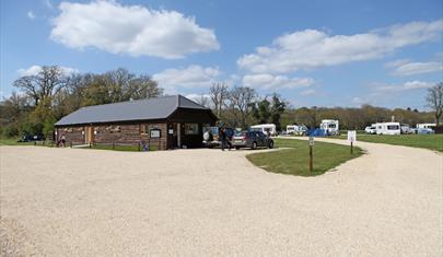 Long Meadow Campsite, New Forest