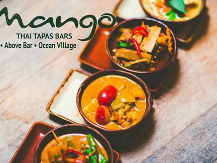 Mango Thai Tapas Bar Ocean Village