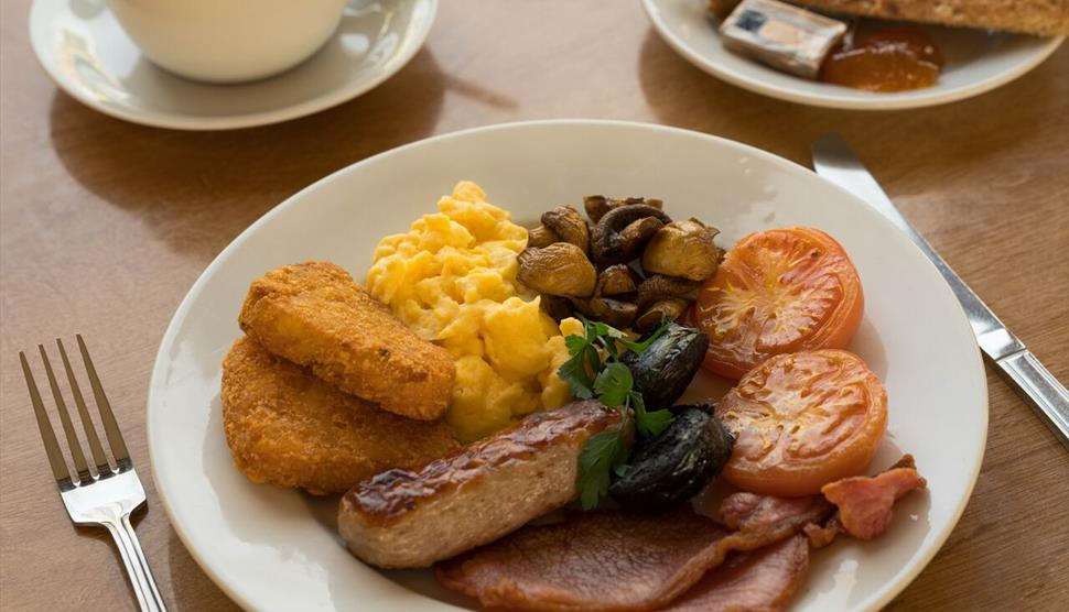 Gardener's Breakfast at Sir Harold Hillier Gardens