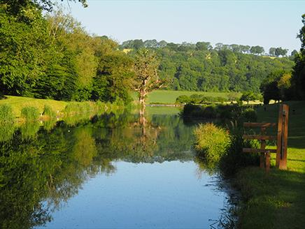 Meon Springs: Fly Fishing, Bike Hire, Clay Shooting