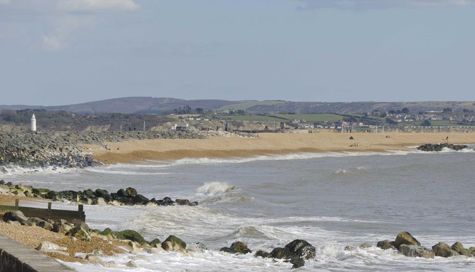 Milford On Sea Dog Friendly Beach