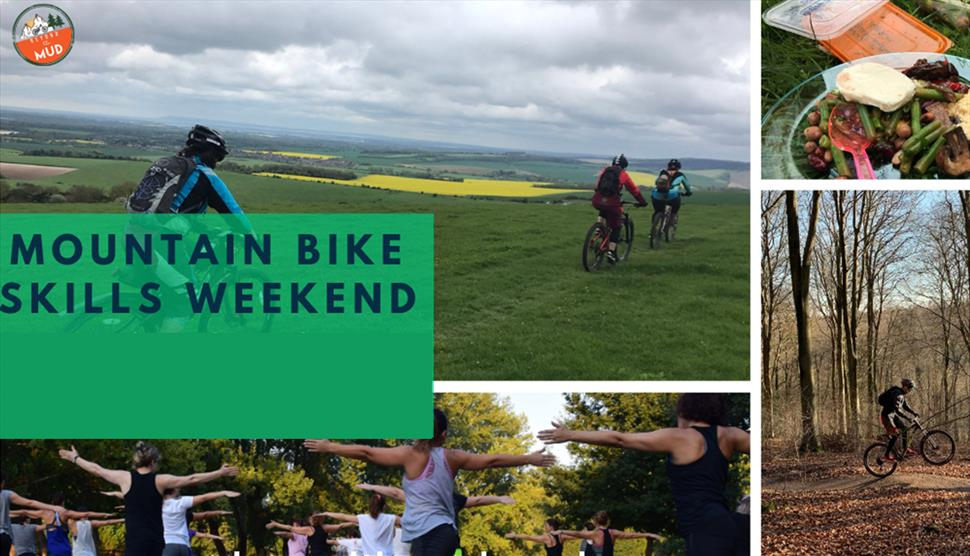 South Downs Mountain Bike Weekend with Beyond the Mud
