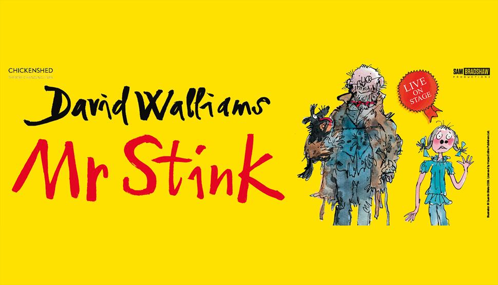 Mr Stink at NST City