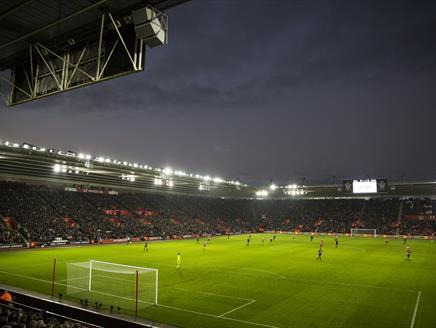 Southampton Football Club: Matches & Stadium Tours