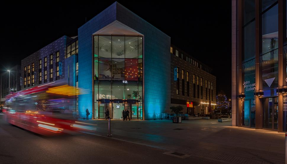 Nuffield Southampton Theatres: City