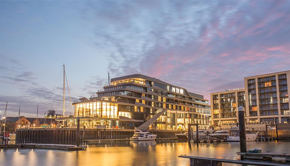 Grand Harbour Hotel Southampton