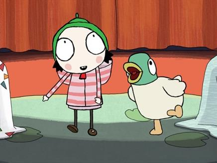 Image for Sarah and Duck