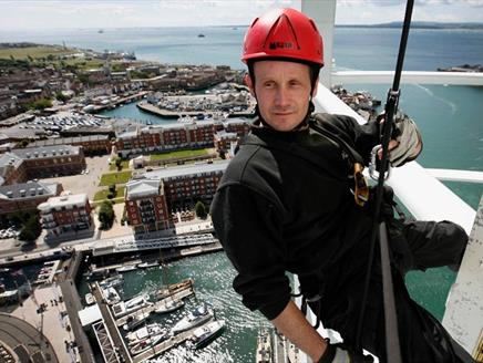 Image for Abseil the Emirates Spinnaker Tower