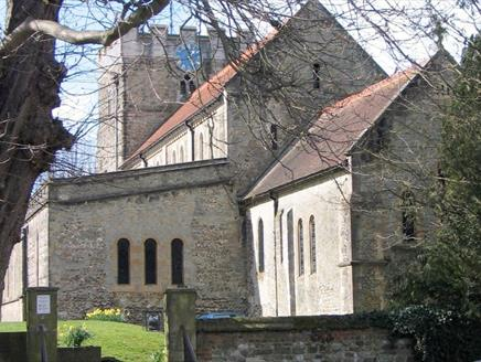 St. Peter's Church, Petersfield