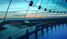 Sunset Sundays at Emirates Spinnaker Tower